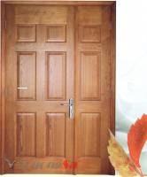 Cửa gỗ công nghiệp là 1 phần thiết kế nội thất không thể thiếu