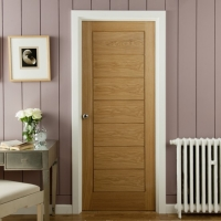 Nên chọn cửa gỗ công nghiệp hay cửa nhôm