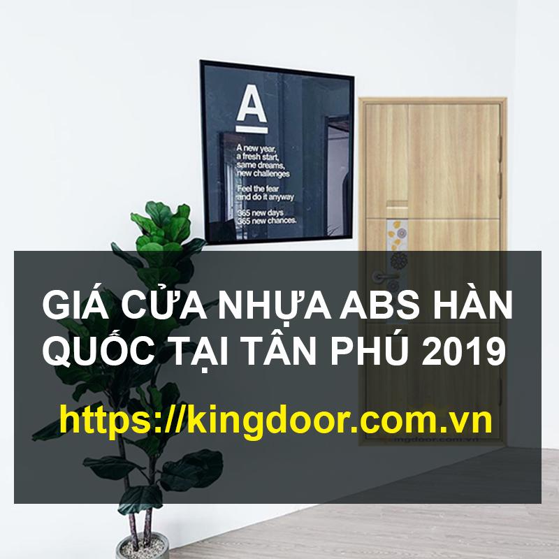 cửa nhựa abs hàn quốc 2019