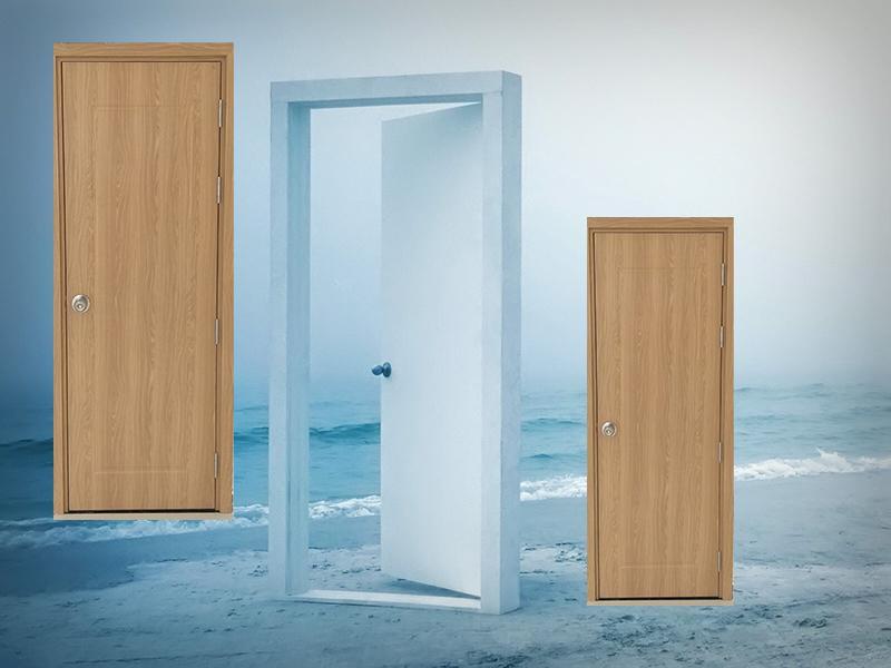 Phân biệt cửa nhựa abs hàn quốc và cửa nhựa gỗ composite