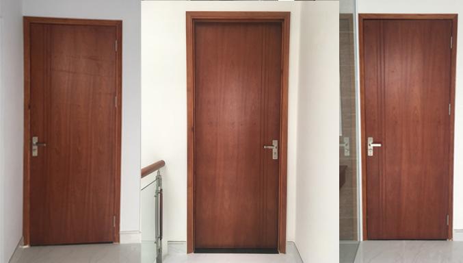 cửa nhựa giả gỗ copmposite