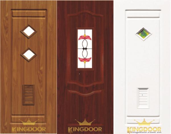 cửa nhựa giả gỗ đài loan đúc
