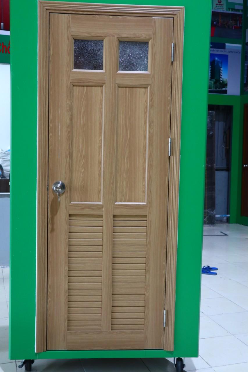 cửa nhựa đài loan ghép thanh